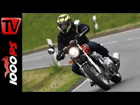 Honda CB1100 EX Test 2016 | Leistung, Sound, Fahrverhalten