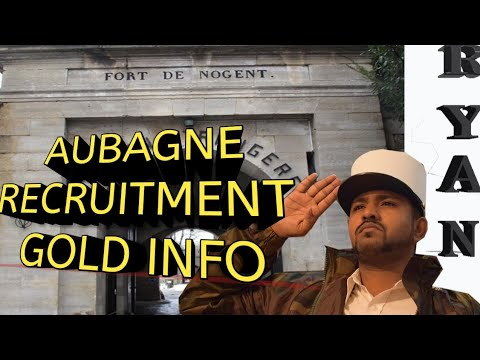 AUBAGNE RECRUITMENT FRENCH FOREIGN LEGION