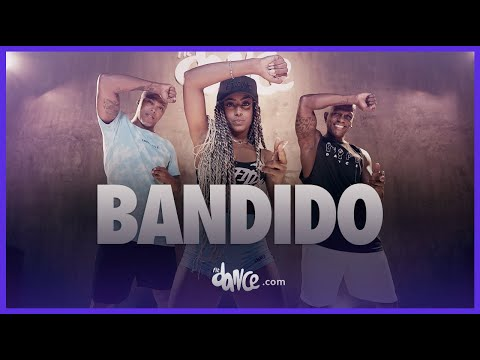 Bandido – Myke Towers, Juhn | FitDance (Coreografia) | Dance Video