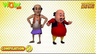 Motu Patlu Dessins animés En Hindi | dessin Animé | compilation épisode | Wow Kidz