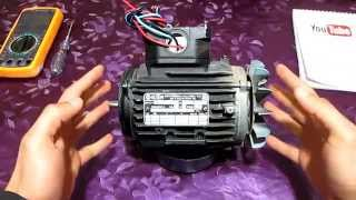 Solutions: Démarrage d'un moteur Tri en réseau Mono بالدارجة المغربية