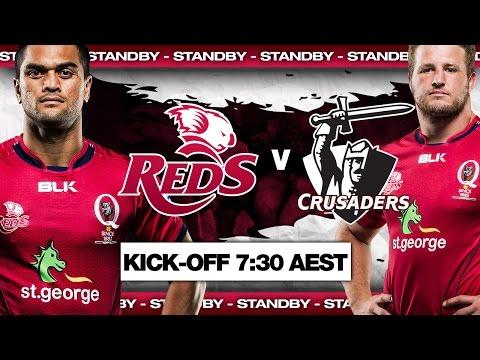 St George Queensland Reds v Crusaders