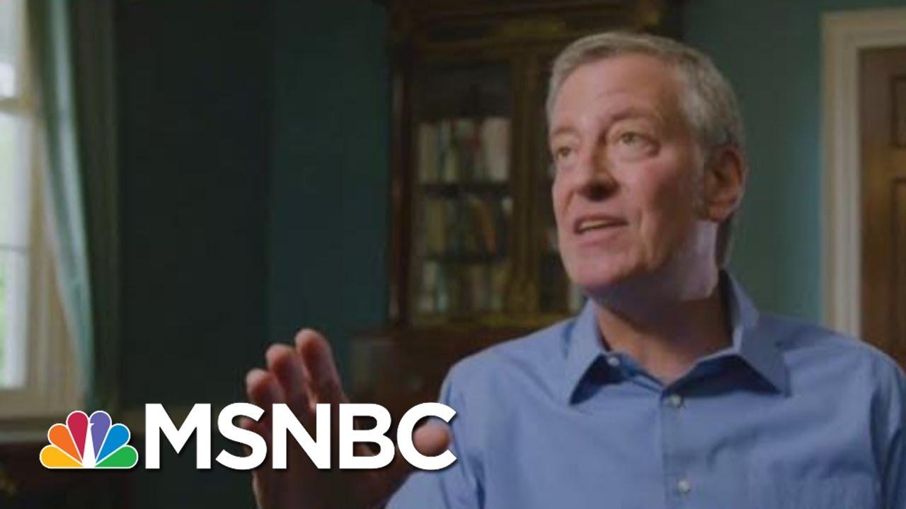 Download NYC Mayor Bill de Blasio Announces 2020 Run | Morning Joe | MSNBC