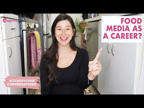 How I Got Started in Food Media | Kitchen Floor Conversations | Lauren Magenta