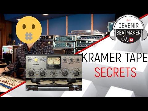 TEST: Les SECRETS du KRAMER TAPE (Waves Audio)