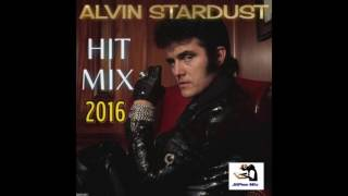 Alvin Stardust Hit Mix 2016