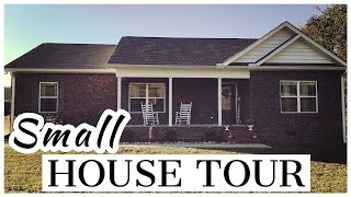 HOUSE TOUR 2019    FARMHOUSE/MODERN    SMALL HOUSE LIVING 🏠    UNBOXING