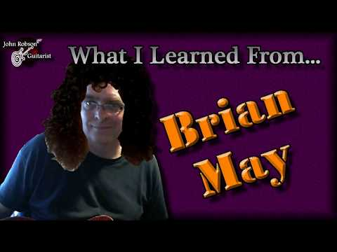 What I Learned From Brian May