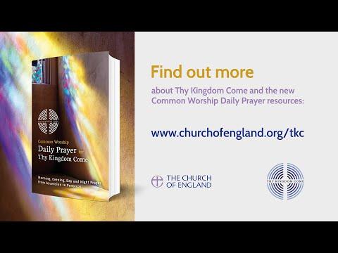 Thy Kingdom Come: Archbishops invite global Church to pray