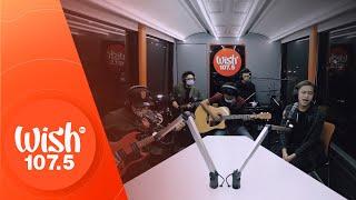 """Bandang Lapis performs Kabilang Buhay"""" LIVE on Wish 107.5 Bus"""