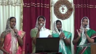 Naan uyirodu irukkum naalellam  - Jesus Family Church, Jersey City, NJ USA