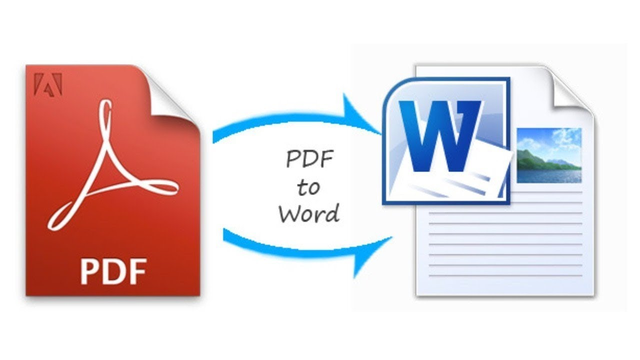 تحويل ملف word to pdf