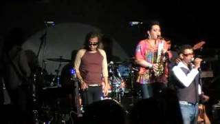Jive Talkin' was jamming with Sonny Emory - Superstition [Stevie Wonder Cover]