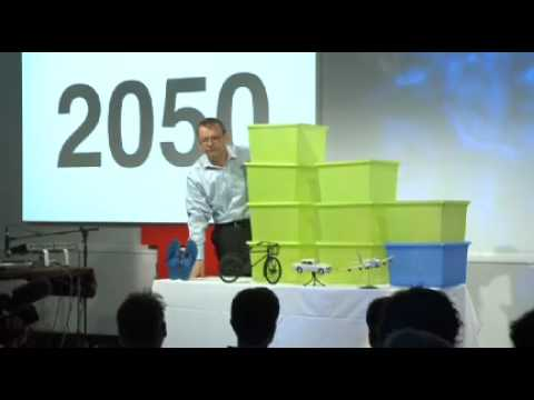 Global population growth by Hans Rosling.  Gapminder. Crecimiento poblacional.