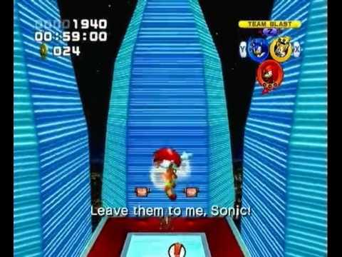 Let's Play: Sonic Heroes (3) Casino Park & Bingo Highway