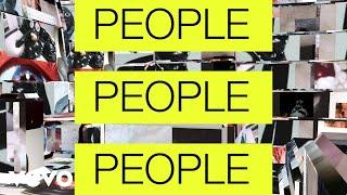 The 1975 - People (Lyric Video)