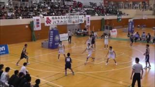 富田vs岐阜農林(1Q)岐阜県高校総体2017 決勝リーグ