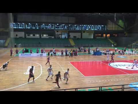 Melhores momentos da vitória do Blumenau Futsal contra a equipe de Cascavel pela Liga Nacional