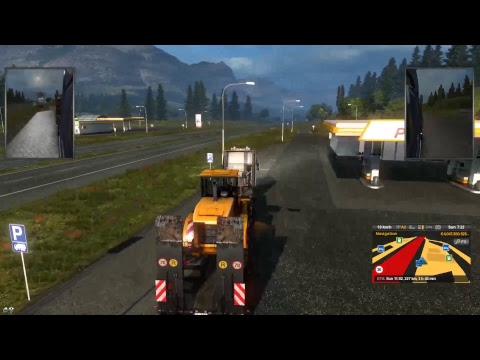 ETS 2 HEAVY HAULING CHRONICLES FRANCE EVENT 3
