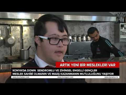 KonHaber - Gökcem Konya Down Cafe Restorant Haberi