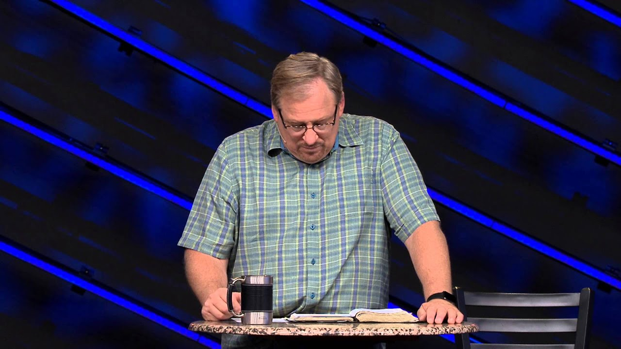 Learning How To Love with Rick Warren