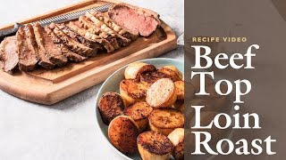 How to Make Beef Top Loin Roast with Potatoes with Cook's Illustrated Editor Andrew Janjigian