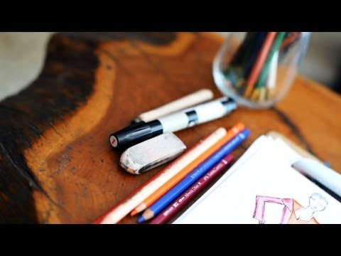 How to Get Into Fashion Design Business | Fashion Sketching
