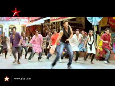 Hrithik Roshan's Dance Mantra Travel Video