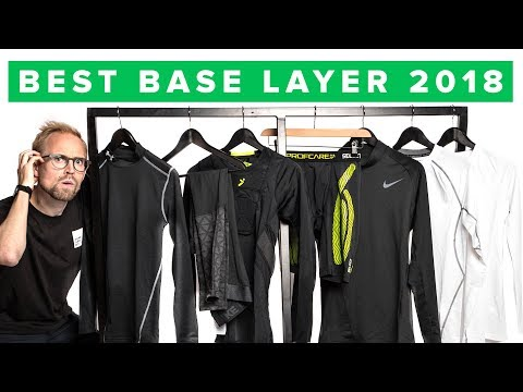 BEST BASE LAYER FOR FOOTBALL 2018 | Top 5 Football Base Layer