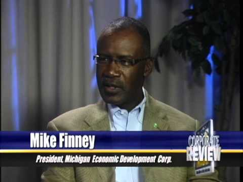 Corporate Review : Michael A. Finney