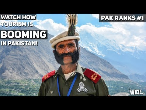 How Pakistan Becomes Top Travel Destination in the World for 2018