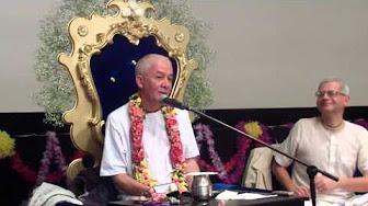 Чайтанья Чаритамрита Мадхья 22.1-9 - Чайтанья Чандра Чаран прабху