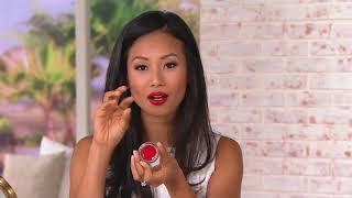 TATCHA Special Edition Celebration Lipstick & Lip Balm Kit on QVC
