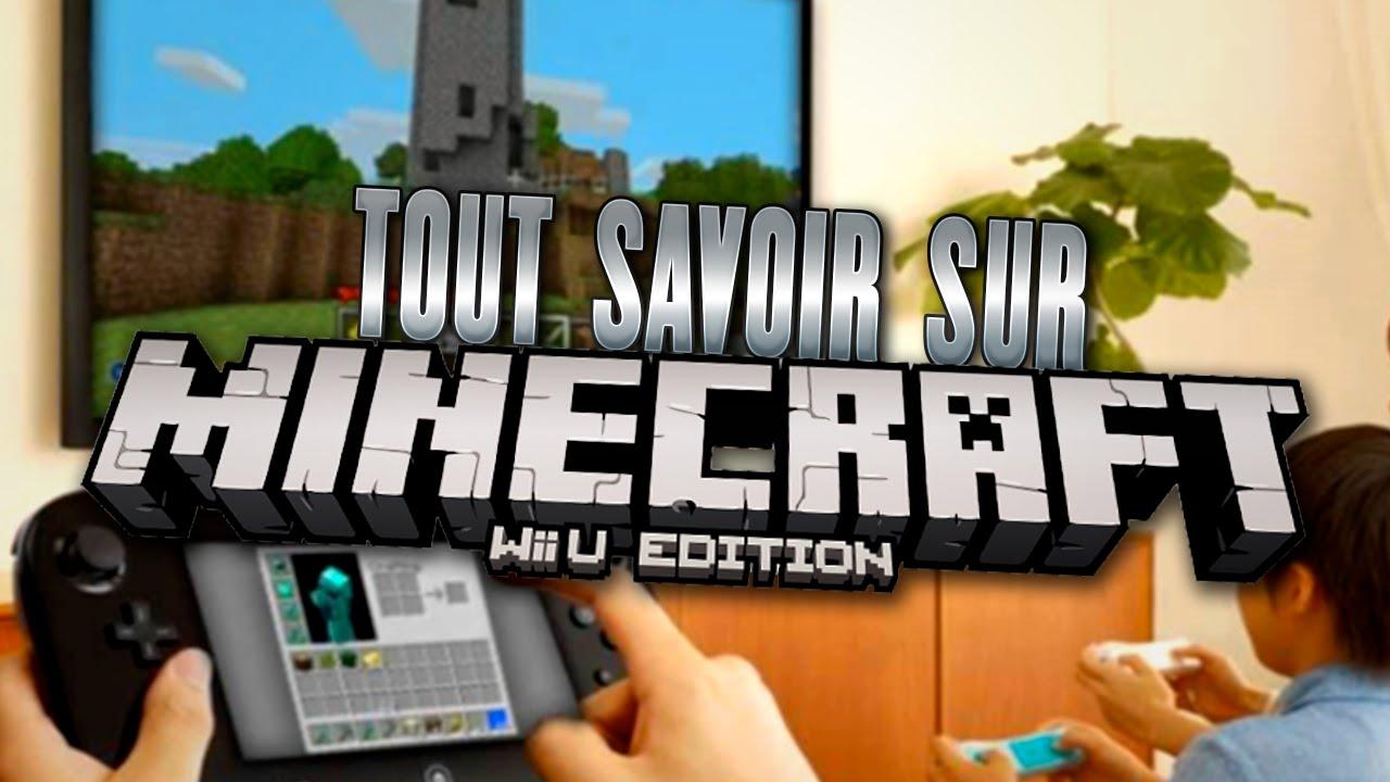 Wii u minecraft update