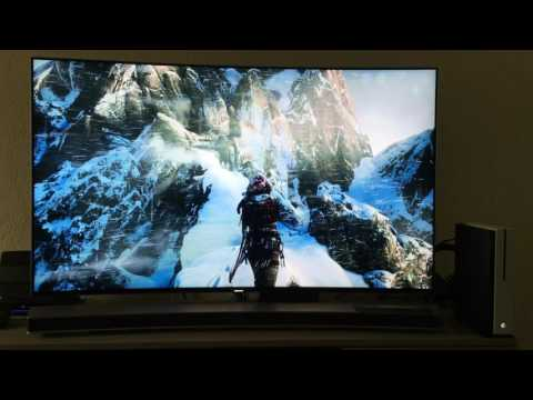 Samsung KS9000 Gaming Showcase (Part 4/5)