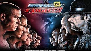 WWE Bragging Rights 2010 Highlights HD