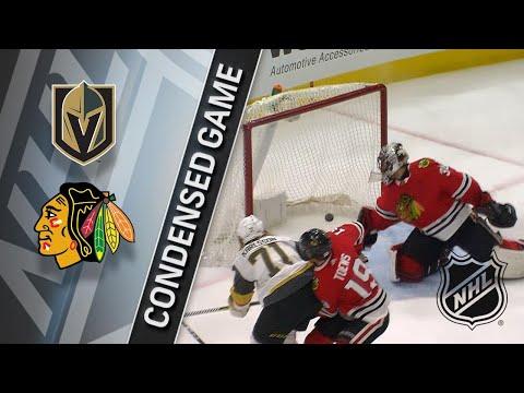 01/05/18 Condensed Game: Golden Knights @ Blackhawks