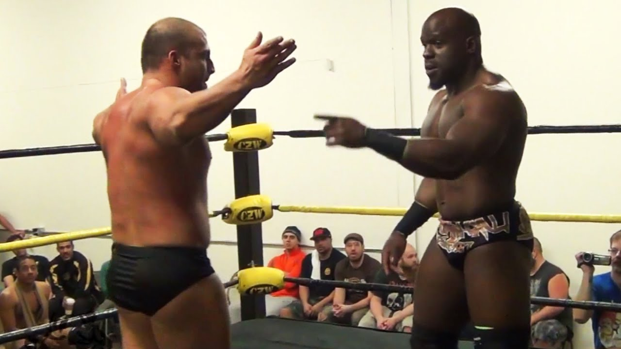 Uhaa Nation (Apollo Crews) vs. Chris Dickinson - Beyond Wrestling [Free Match] NXT Dragon Gate DGUSA