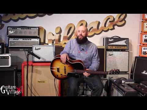 Godin 5th Avenue Composer - Guitare Village