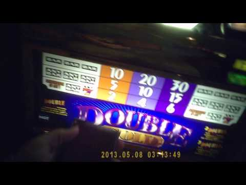 Double Gold Win #1 TI Casino Vegas 2017