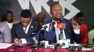 Babu Tale asema ni bahati kwa wasanii wa WCB kupata wanawake wenye umri mkubwa zaidi yao