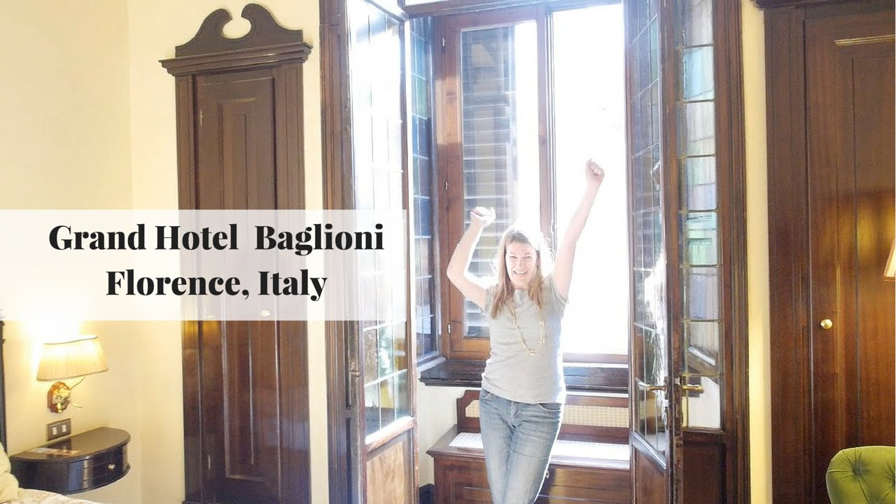 Grand Hotel Baglioni Florence Italy Room Tour Mocktravels