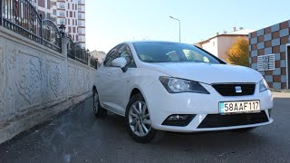 Seat İBİZA 1.4 85 HP İnceleme Test