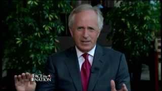 Immigration on Face the Nation- Senators Jeff Sessions & Corker Plus Panel Free HD Video