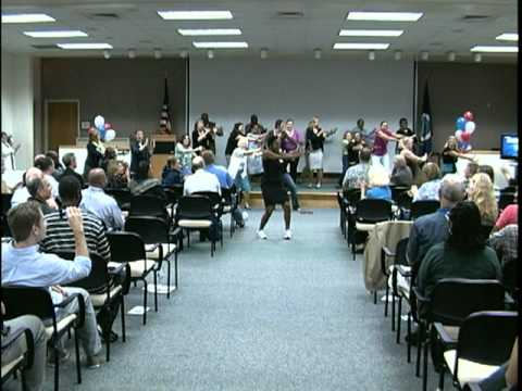 Flash Mob at United States Department of Agriculture APHIS