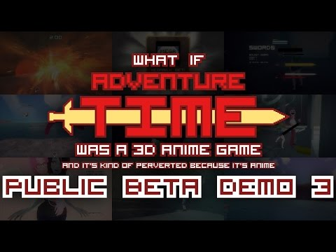 """What If """"Adventure Time"""" was a 3D Anime Game [BETA 8][2/3] from YouTube · Duration:  33 minutes 2 seconds"""
