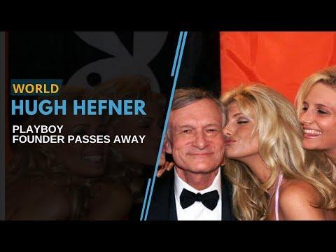 Playboy magazine founder || Hugh Hefner passes away at 91
