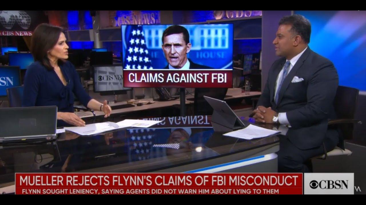 CBSN: Flynn challenges Mueller