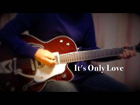 It's Only Love - The Beatles karaoke cover