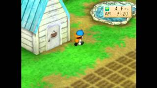 Harvest Moon: Back to Nature Let's Play [12/X]